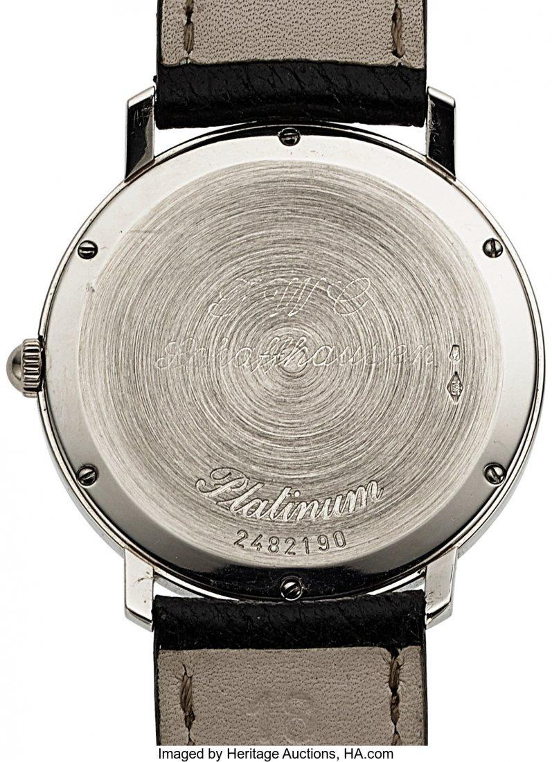 54014: IWC Platinum Ref. 2009 Portofino  Case: platinum - 2