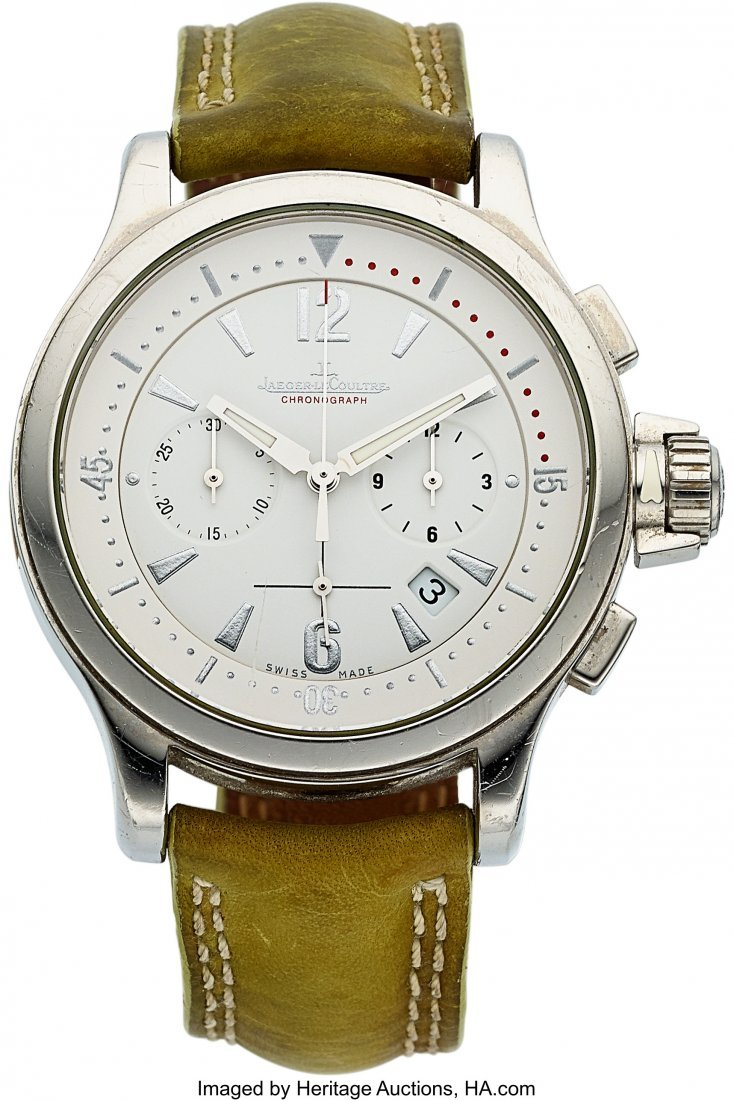 54195: Jaeger LeCoultre, Ref:148.8.31, Lady's Master Co