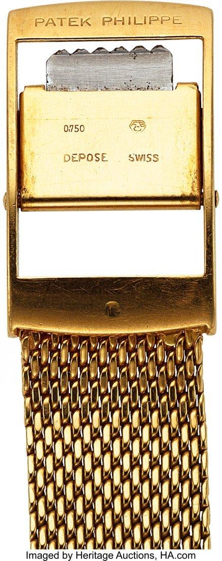 54281: Patek Philippe Ref. 3468 Gold IOS Presentation W - 4