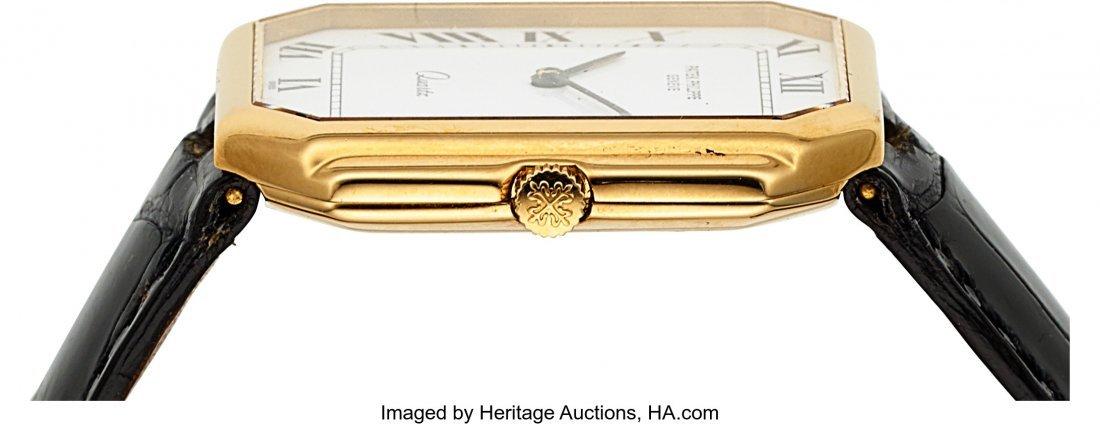 54038: Patek Philippe Ref. 3853 Yellow Gold Wristwatch, - 3