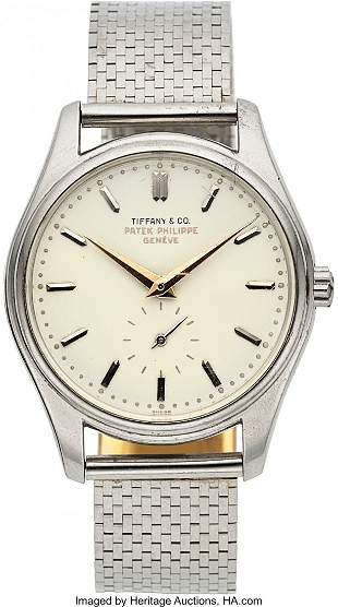 54304: Patek Philippe, Ref. 2526P, Highly Important And