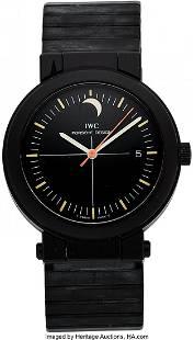 54136 IWC Ref 3551 Porsche Design Compass and Moonp