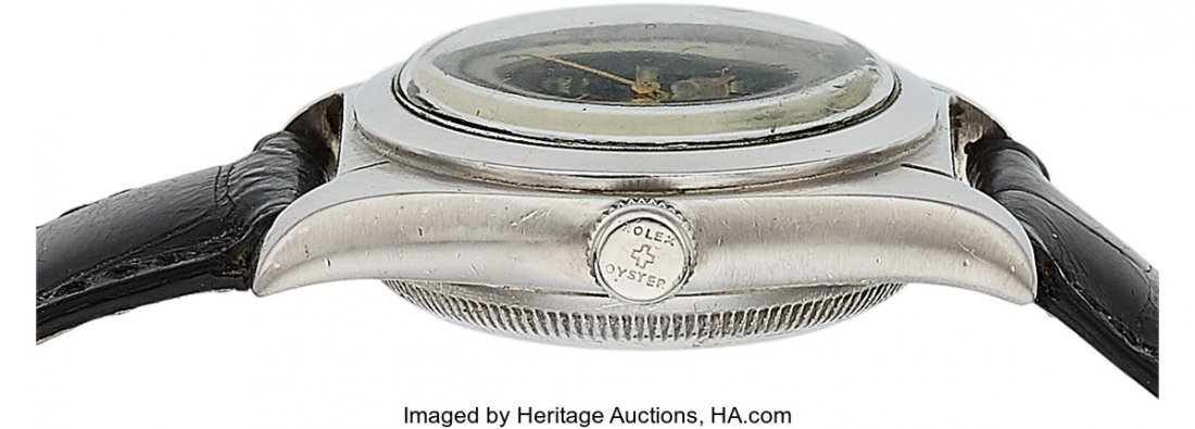 54139: Rolex Ref. 2940, Stainless Steel Bubble Back, Ci - 2