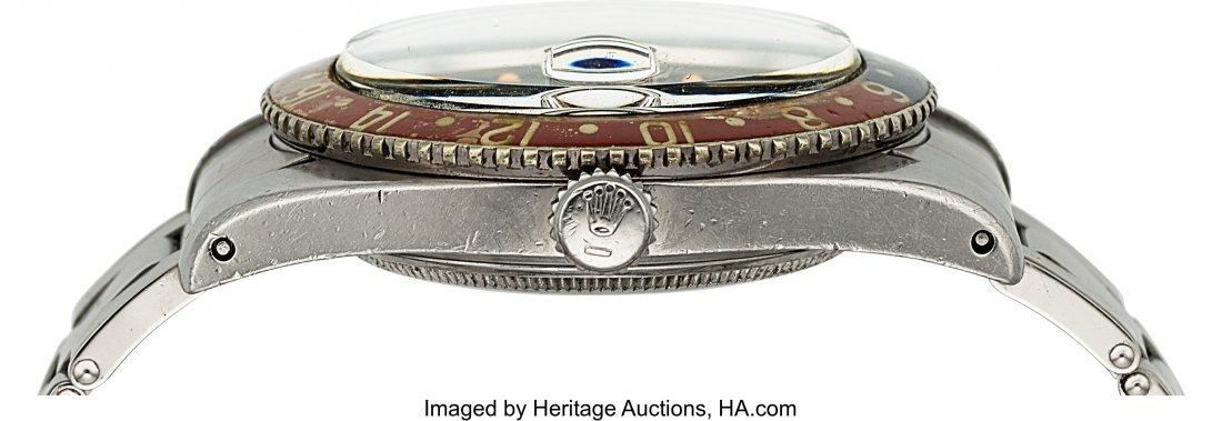 54326: Rolex, Ref 6542, Bakelite Bezel GMT-Master, Circ - 3
