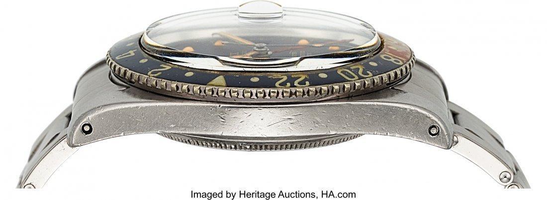 54326: Rolex, Ref 6542, Bakelite Bezel GMT-Master, Circ - 4