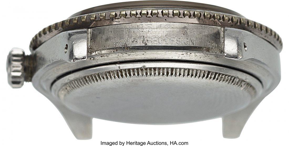 54326: Rolex, Ref 6542, Bakelite Bezel GMT-Master, Circ - 5