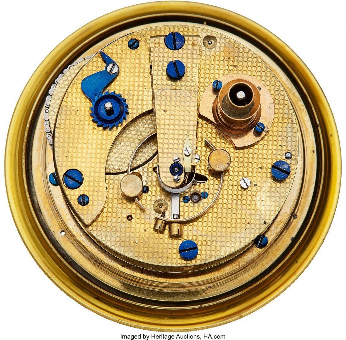 54431: Joseph Sewill Liverpool Two Day Marine Chronomet - 2