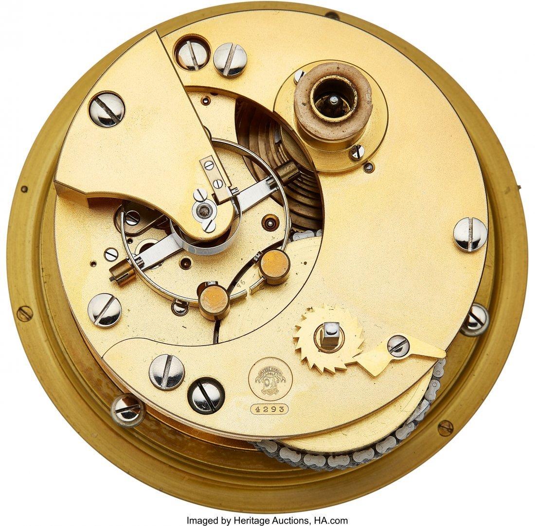 54432: Ulysse Nardin Two Day Marine Chronometer, No. 42 - 2