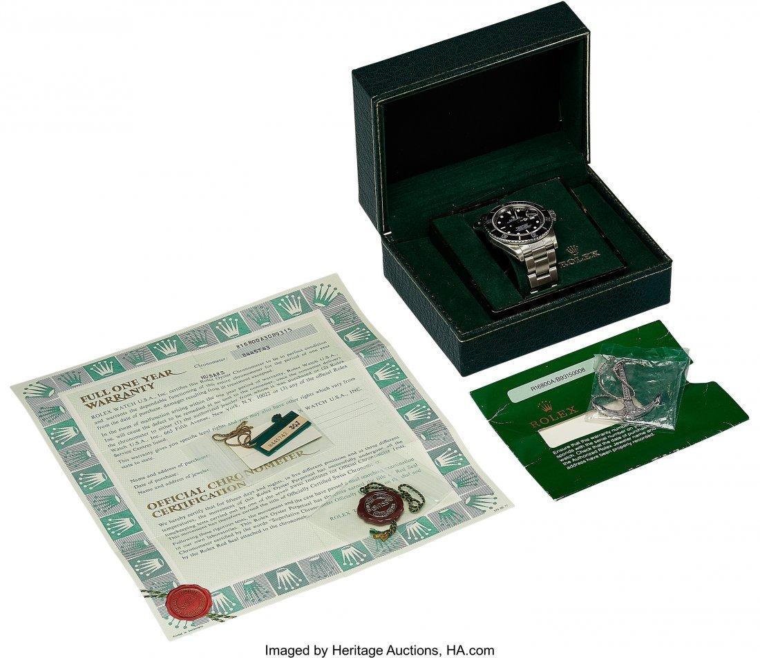54333: Rolex, Ref.16800, Submariner, Circa 1985  Case:  - 2
