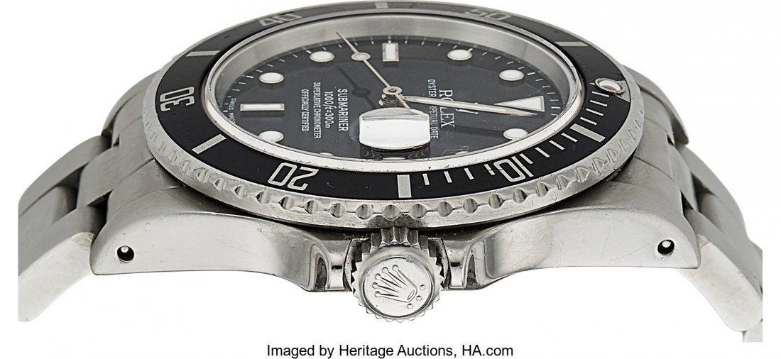 54333: Rolex, Ref.16800, Submariner, Circa 1985  Case:  - 4