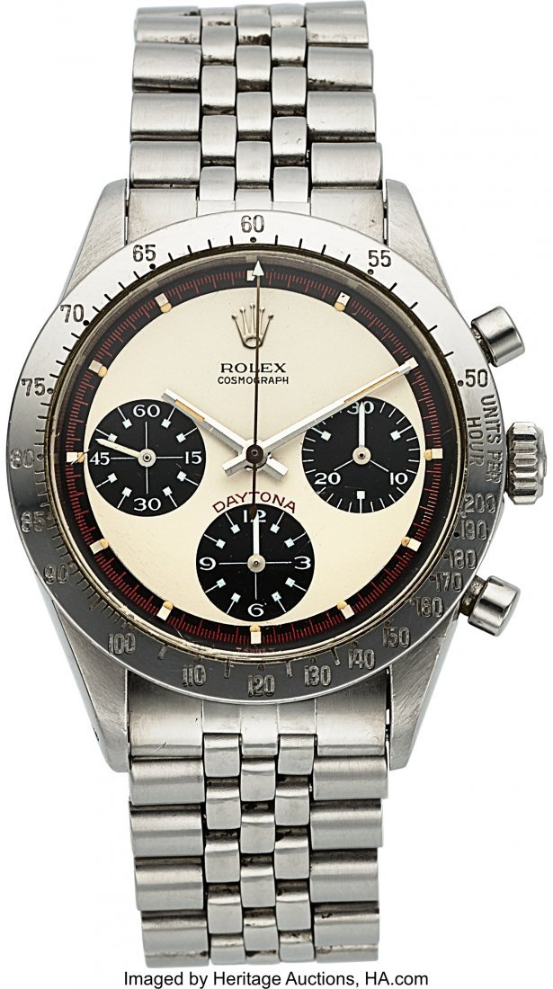 "54337: Rolex, Ref: 6239, ""Paul Newman"" Cosmograph Dayto"