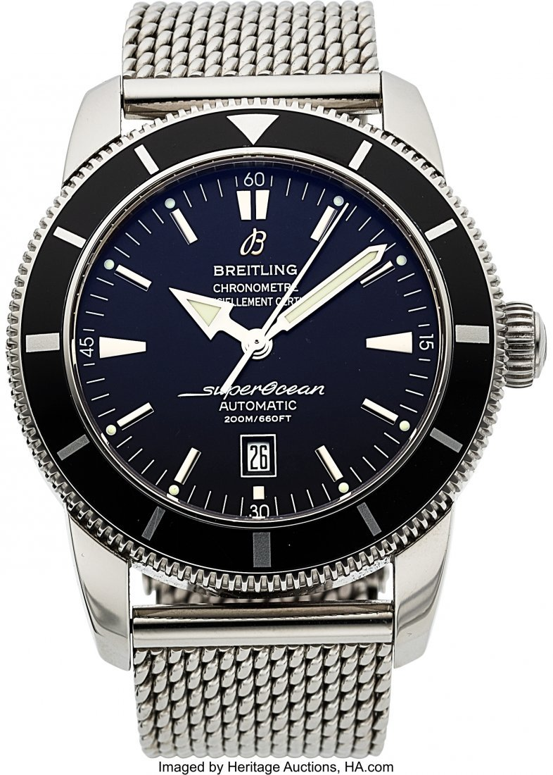 54085: Breitling SuperOcean Heritage 46 Automatic  Case