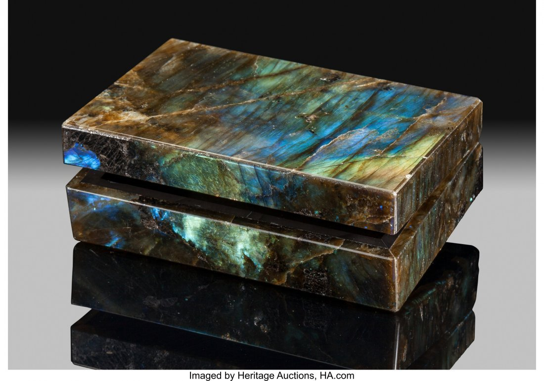 72180: Labradorite Box Stone Source: Madagascar   This