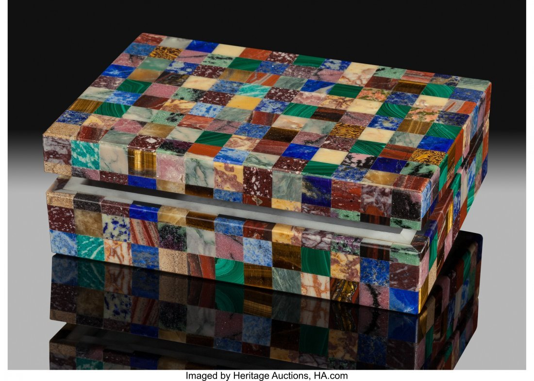 72157: Mixed Stone Box Stone Source: Worldwide   This u