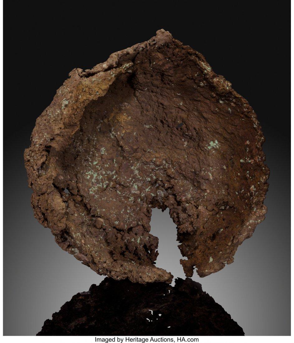 """72249: Copper """"Skull"""" Centennial Mine, Centennial Hough"""