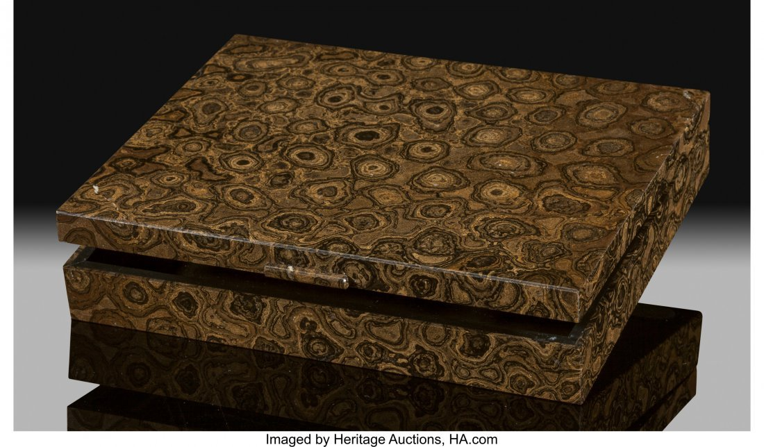 72164: Stromatolite Box Stone Source: Minnesota, USA