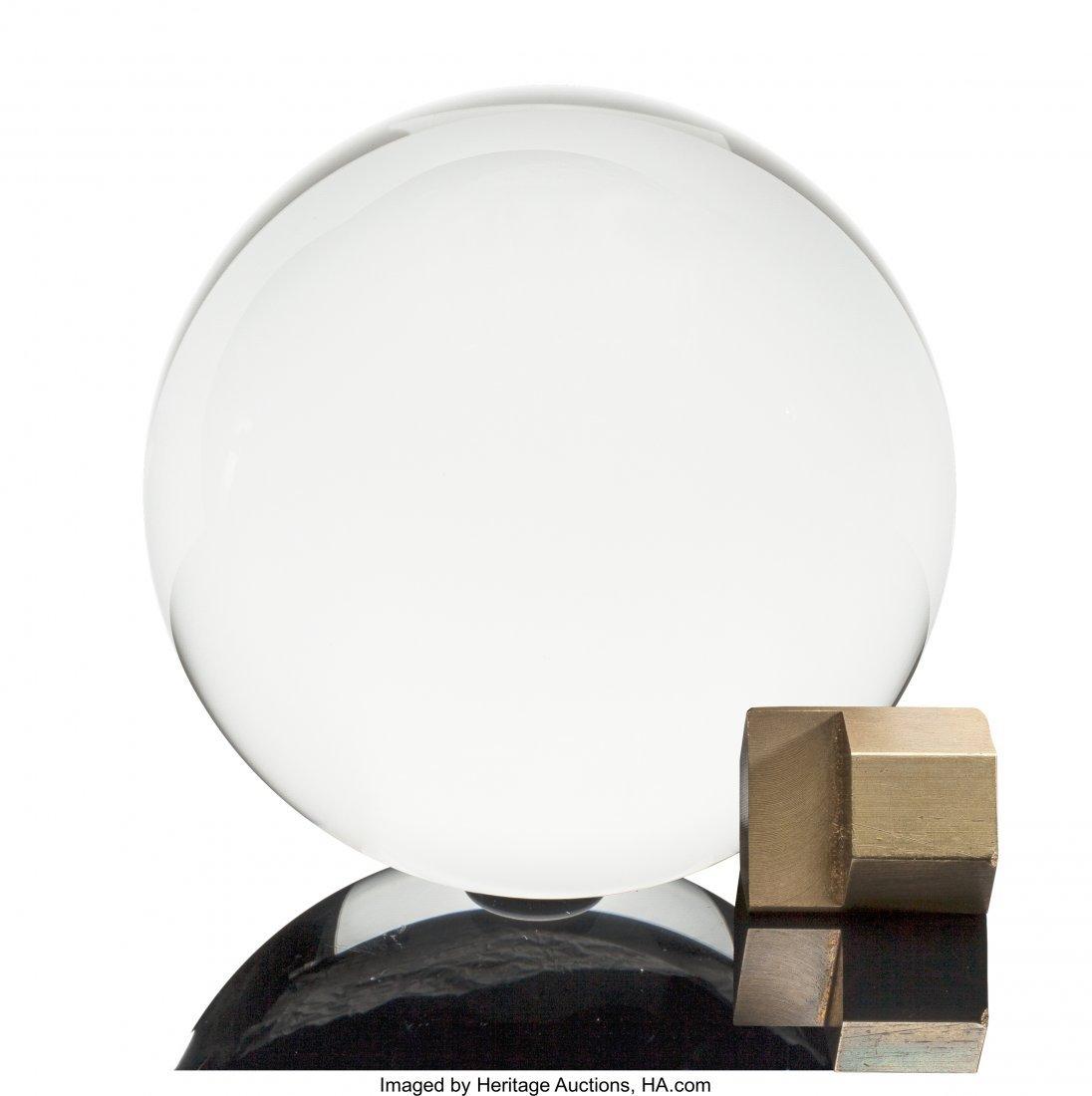 72071: Clear Quartz Sphere Stone Source: Brazil   A few - 2