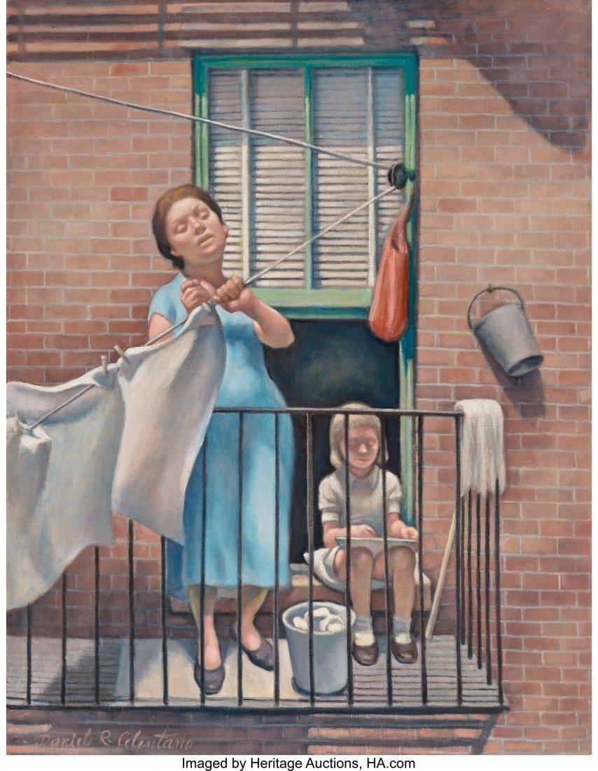 68127: Daniel Ralph Celentano (American, 1902-1980) Han