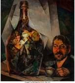 William S. Schwartz (American, 1896-1977) Spirit
