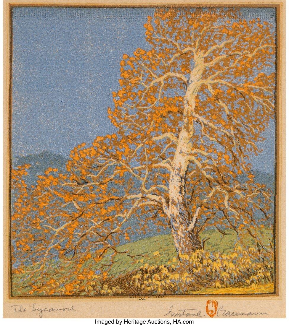 68050: Gustave Baumann (German/American, 1881-1971) The