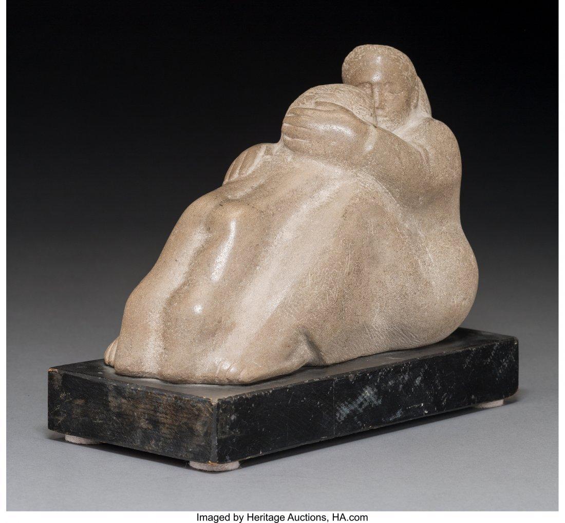 68150: Domenico Facci (American, 1916-1994) Maternity L