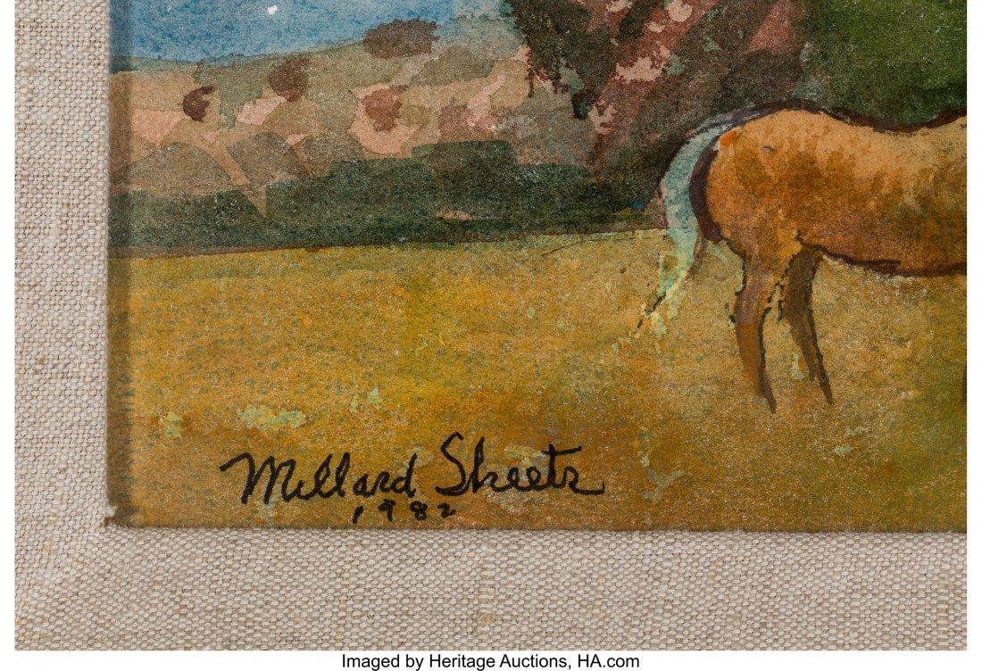 68053: Millard Sheets (American, 1907-1989) The Islands - 3