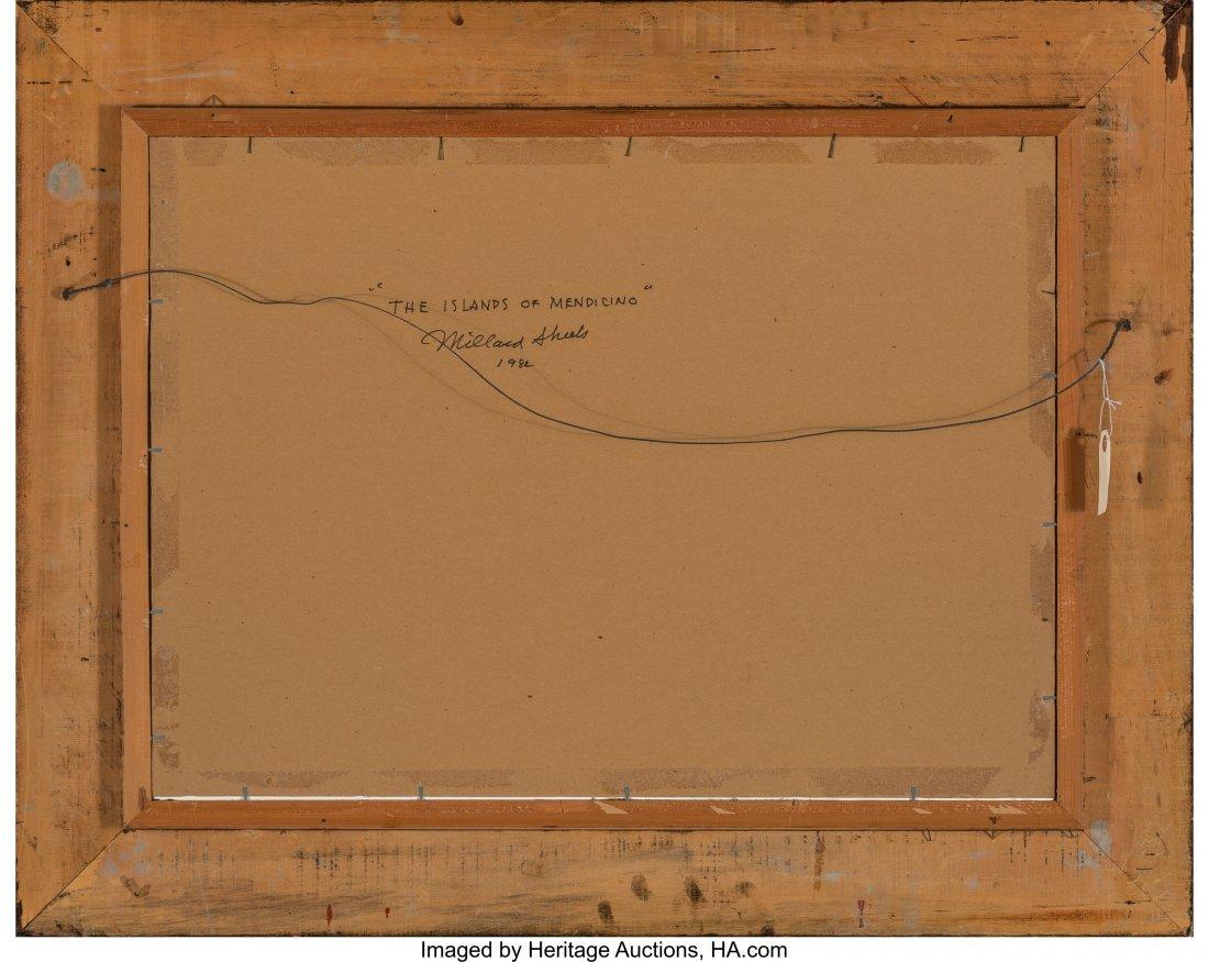 68053: Millard Sheets (American, 1907-1989) The Islands - 4