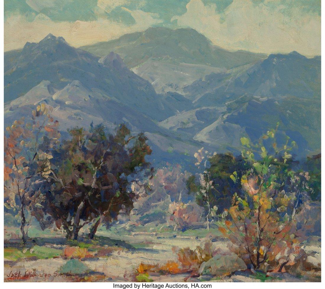 68062: Jack Wilkinson Smith (American, 1873-1949) Dista