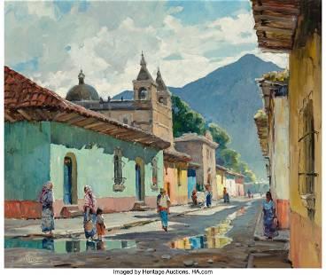 68070: Anthony Thieme (American, 1888-1954) Calle de la