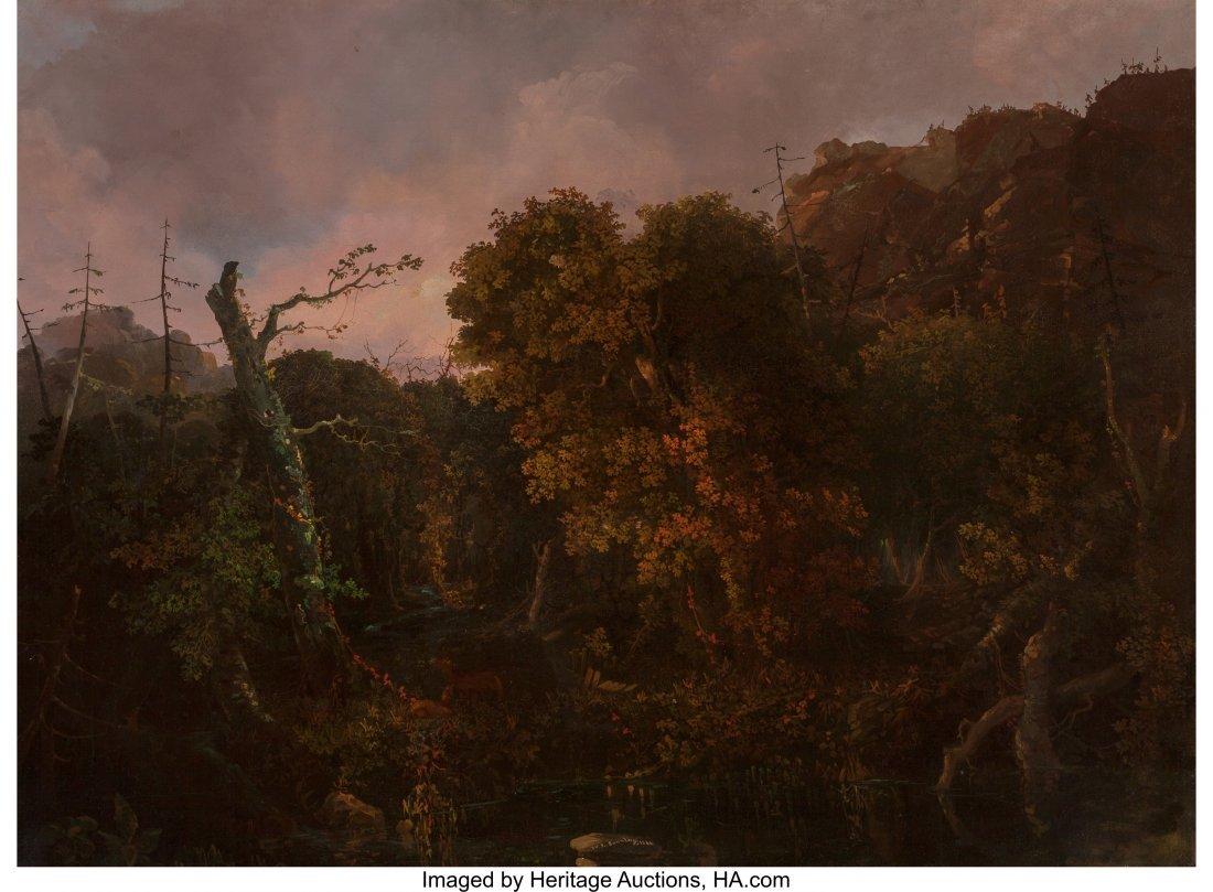 68074: William Louis Sonntag (American, 1822-1900) Ohio