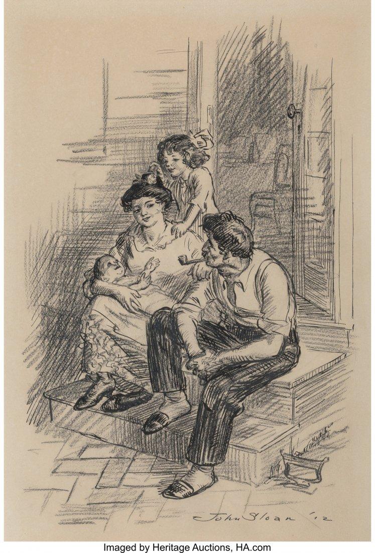 68177: John French Sloan (American, 1871-1951) Da Thief