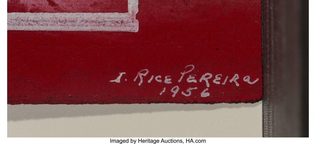 68182: Irene Rice Pereira (American, 1907-1971) Abstrac - 2