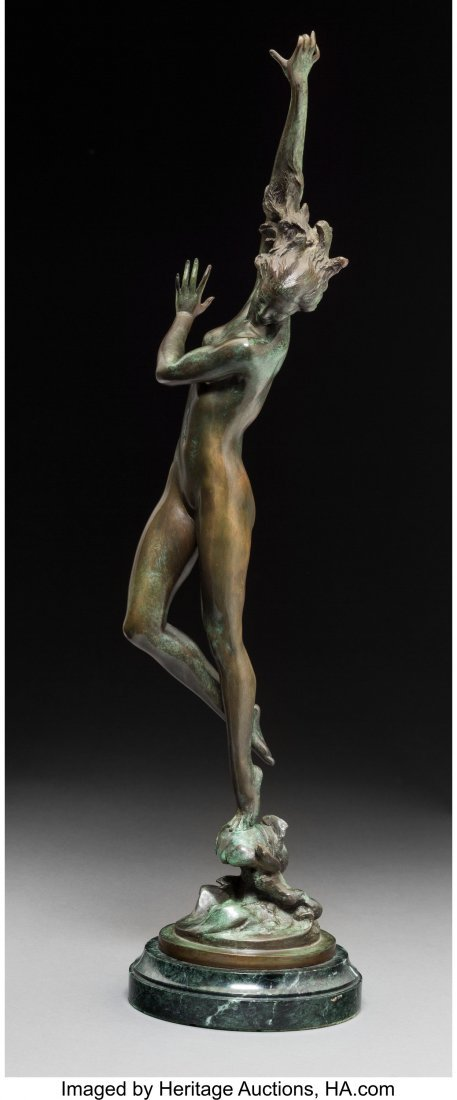 68093: Harriet Whitney Frishmuth (American, 1880-1980)