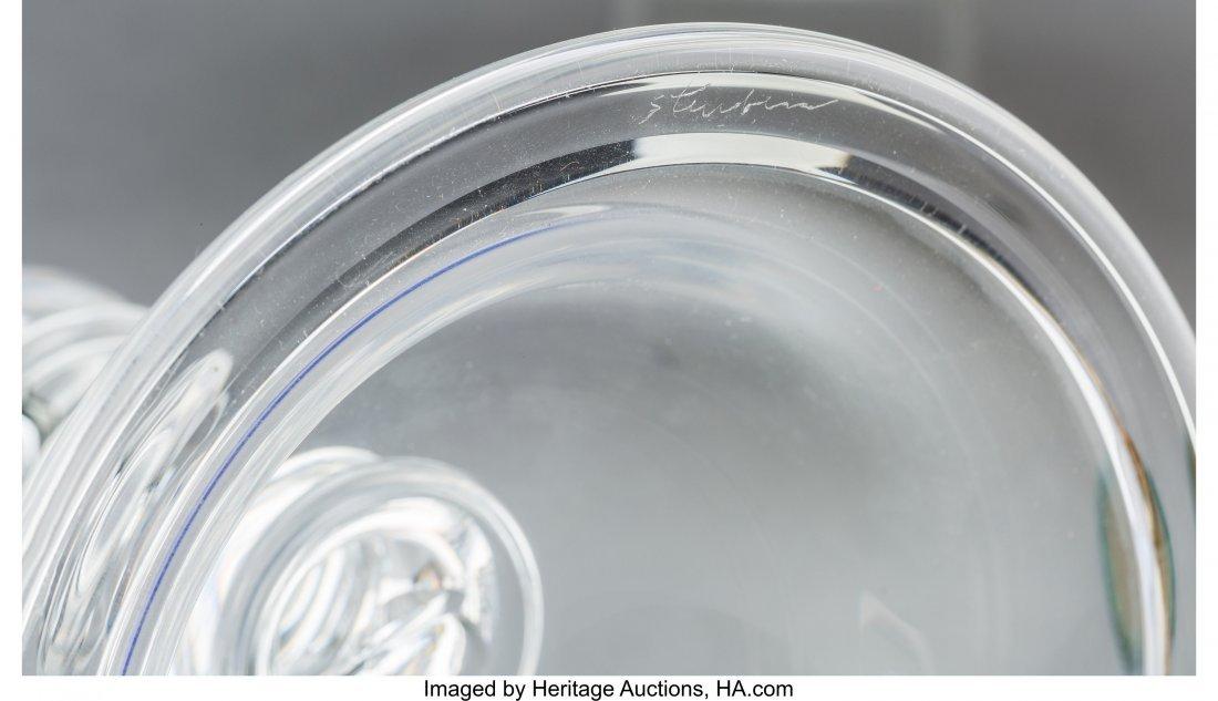 79259: Eight Steuben Glass Tablewares Circa 1920 and la - 3