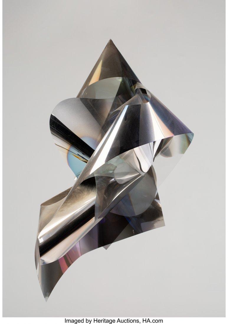 77034: Larry Bell (b. 1939) Light Knot, circa 2014 Poly - 2