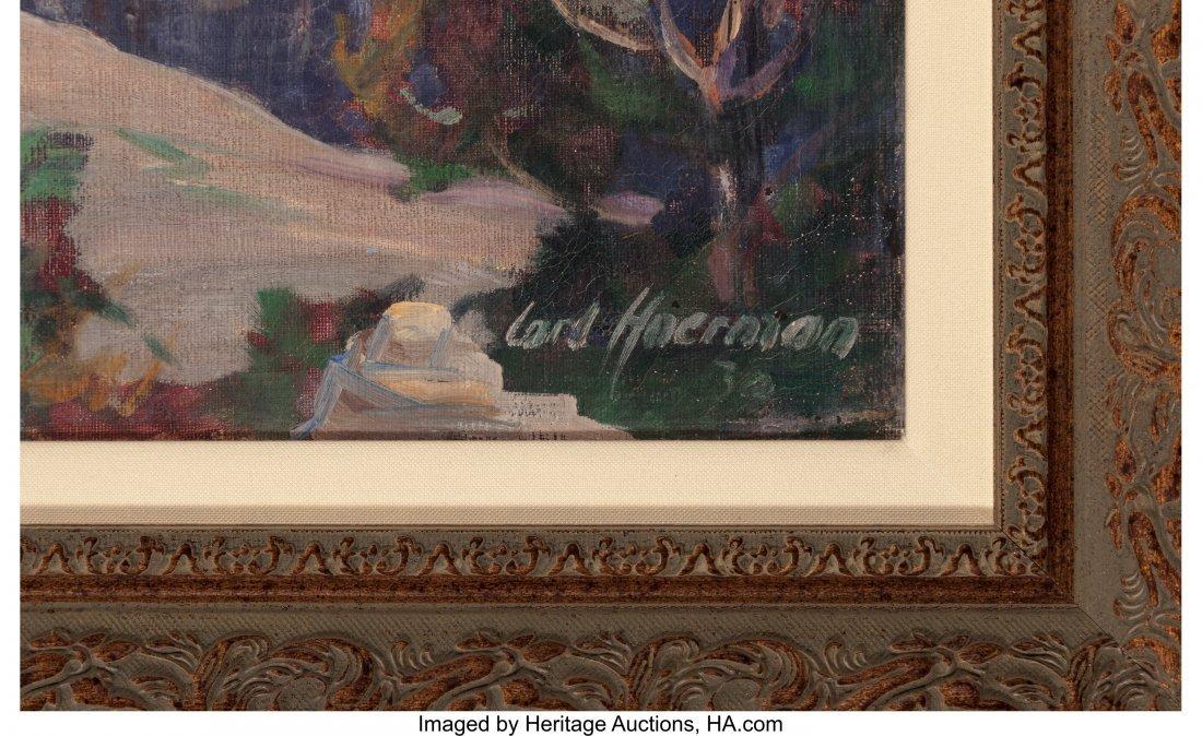 61202: Carl Hoerman (American, 1885-1955) The Grand Can - 3