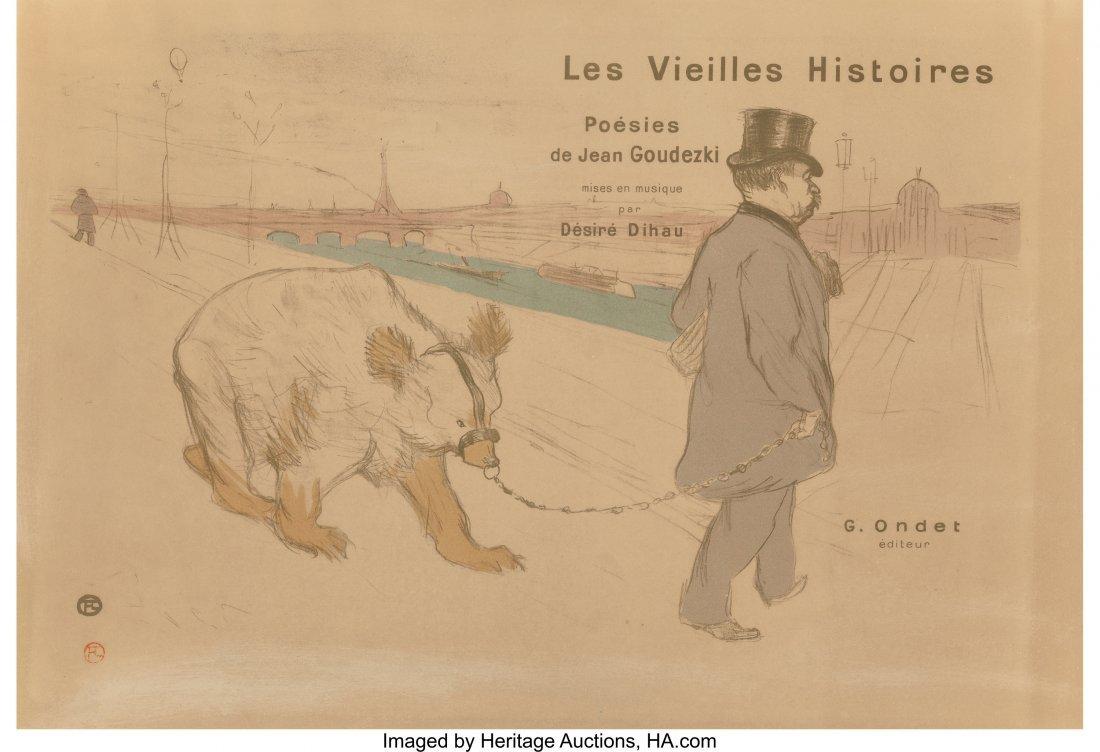 61393: Henri de Toulouse-Lautrec (French, 1864-1901) Le