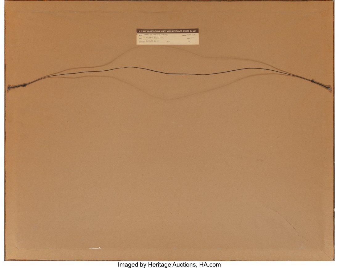 61393: Henri de Toulouse-Lautrec (French, 1864-1901) Le - 3