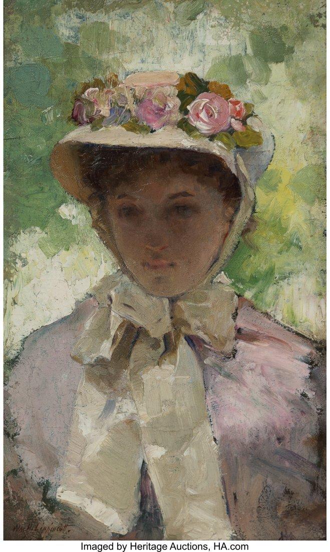 61508: William Henry Lippincott (1849-1920) The Flowere
