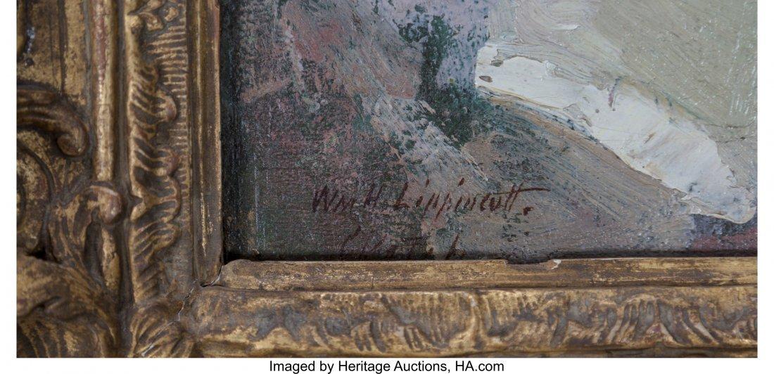 61508: William Henry Lippincott (1849-1920) The Flowere - 2