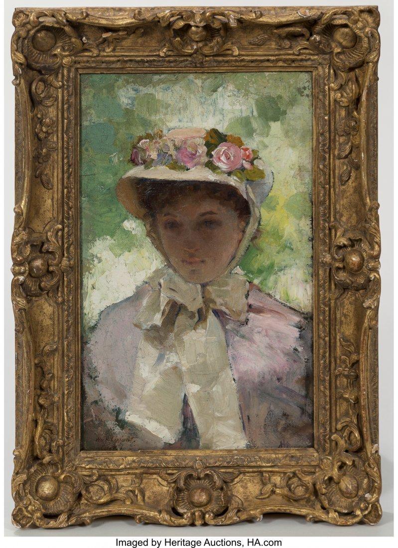 61508: William Henry Lippincott (1849-1920) The Flowere - 3