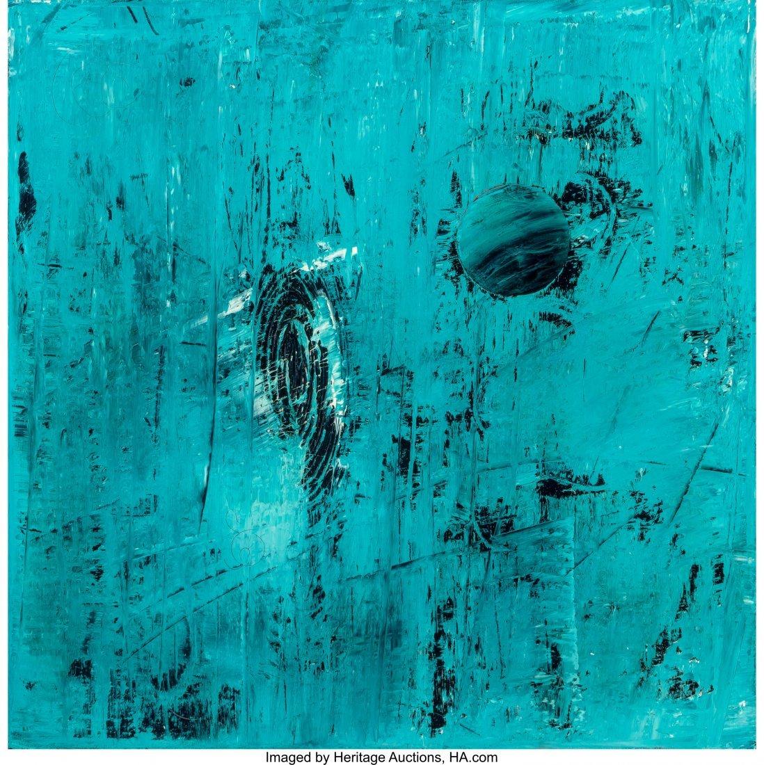 61688: Rob Wynne (b. 1950) Morning Garden #1-9 (nine wo - 4