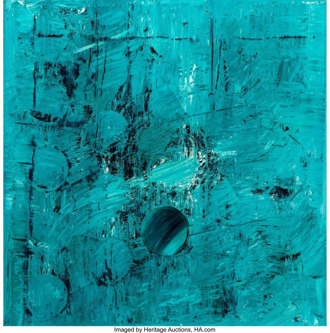 61688: Rob Wynne (b. 1950) Morning Garden #1-9 (nine wo - 8