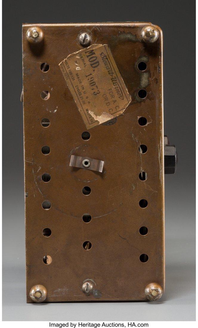 61999: A Stewart Warner Companion R-108 Lithographed St - 3