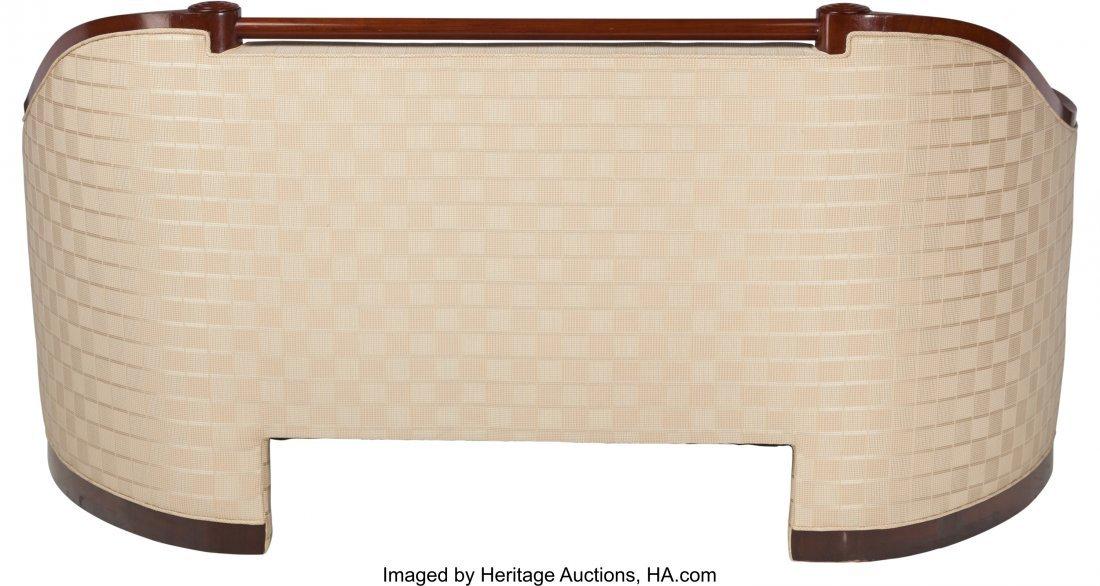 62096: An Austro-Hungarian Biedermeier Mahogany Barrel- - 2