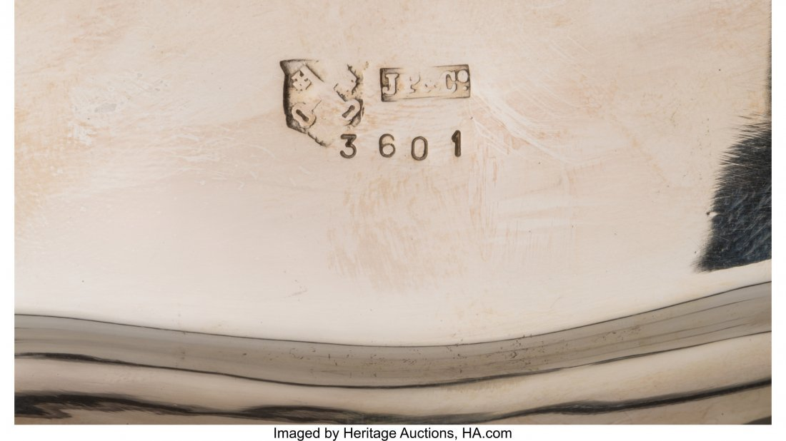61789: A Pair of John Pound & Co. Silver-Plated Covered - 3