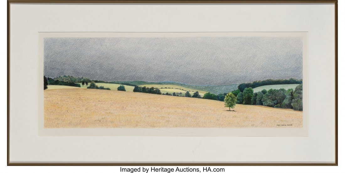 62259: Janet Hinton McLeod (American, 20th century) She - 2