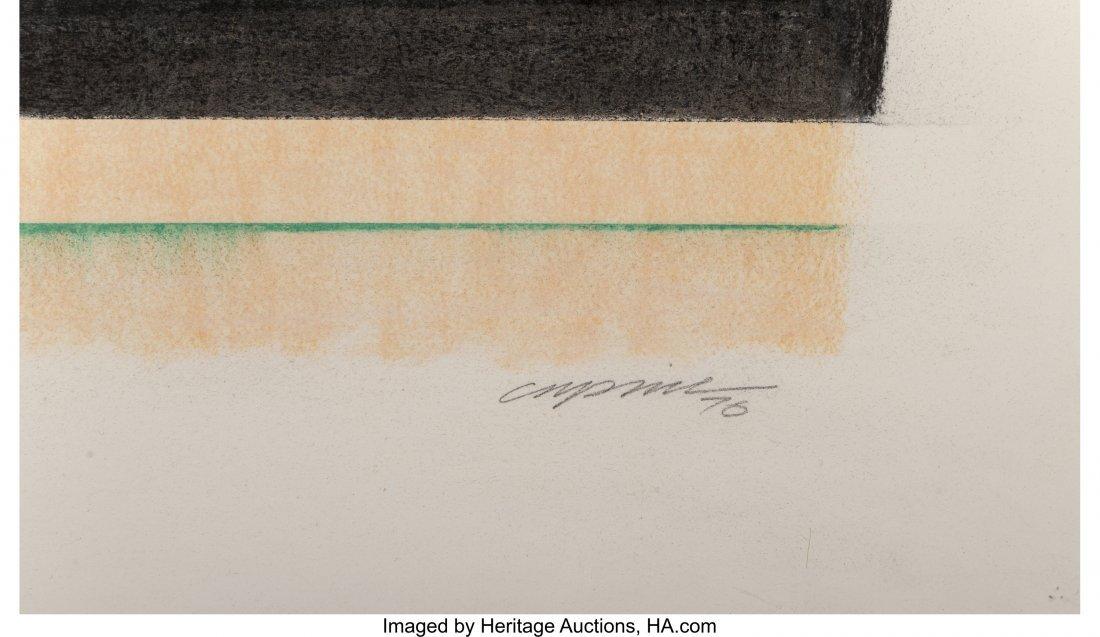 62343: Chuck Price (20th Century) V-2, 1976 Pastel on p - 3