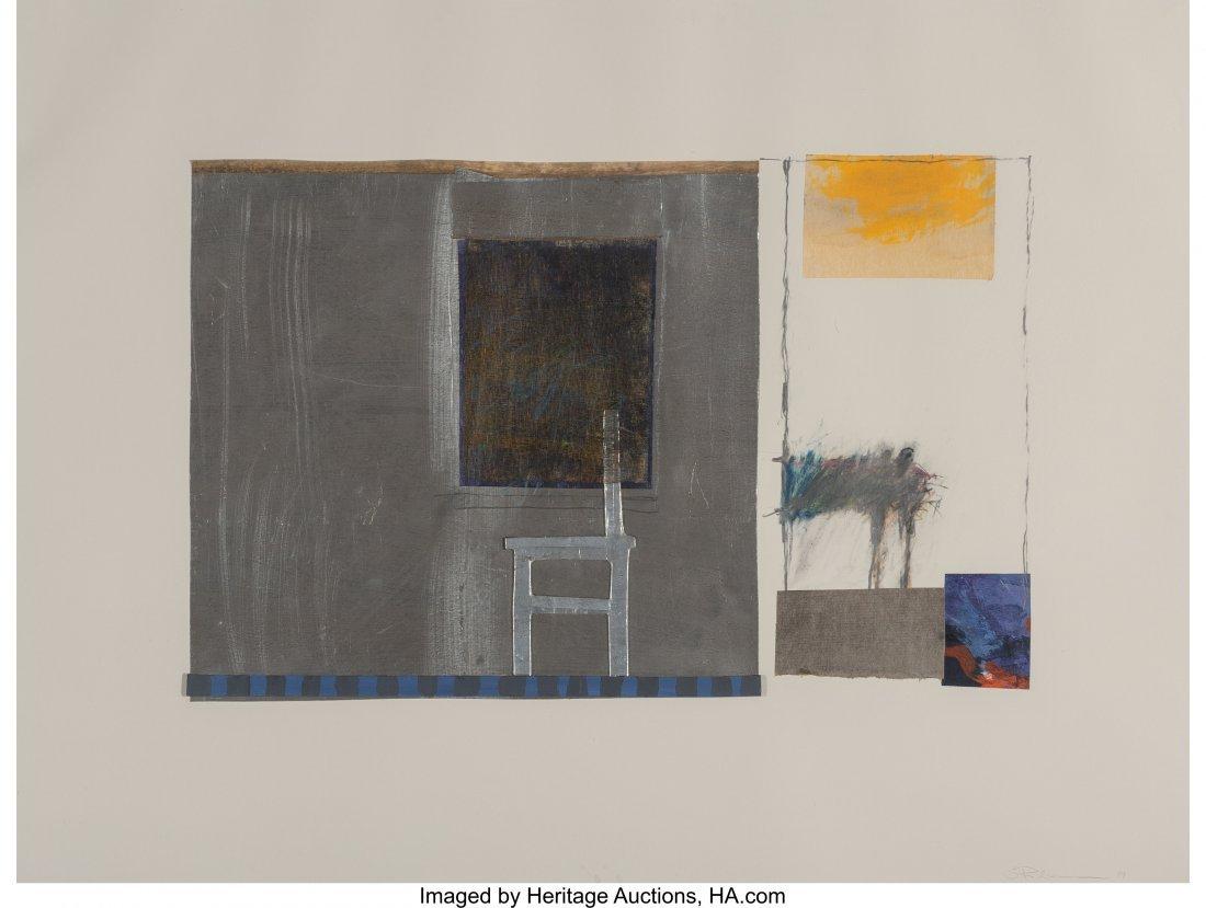 62344: Sam Richardson (American, 1934-2013) Not a Place