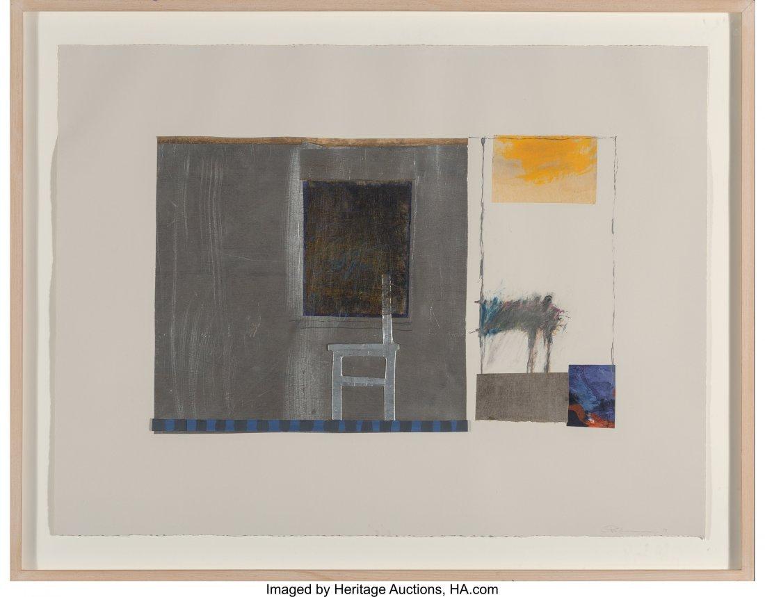 62344: Sam Richardson (American, 1934-2013) Not a Place - 2
